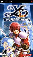 Game YS : The Ark of Napishtim