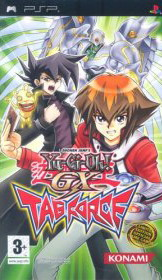 Game Yu Gi Oh GX Tag Force